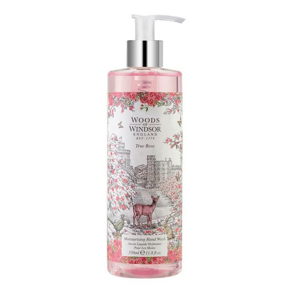 Woods Of Windsor True Rose Moisturising Hand Wash-0