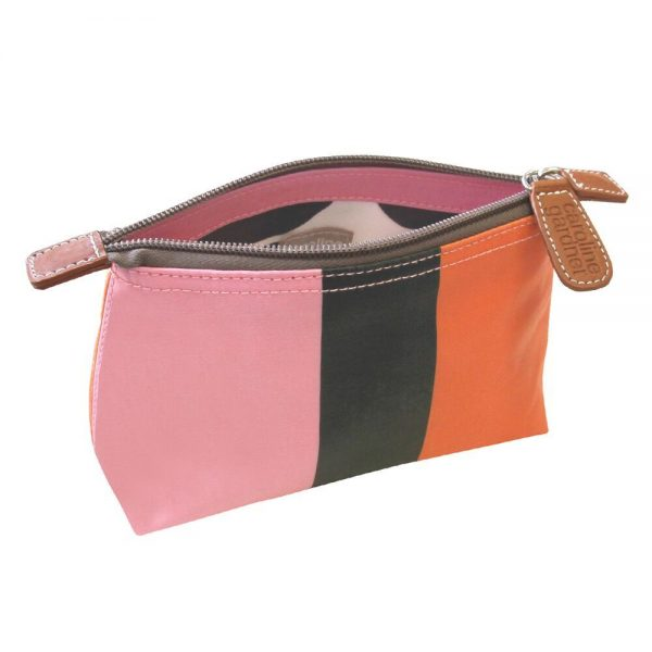 Caroline Gardner Chroma Cosmetics Bag-2180