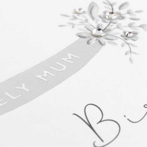 Janie Wilson Lovely Mum Birthday Card-2156