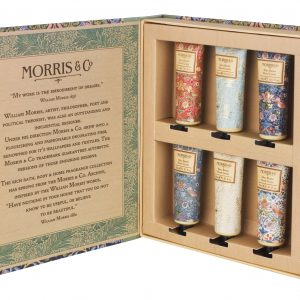 William Morris & Co Strawberry Thief Hand Cream Library 6 X 30ml-0