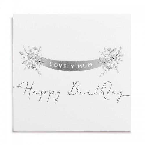Janie Wilson Lovely Mum Birthday Card-0