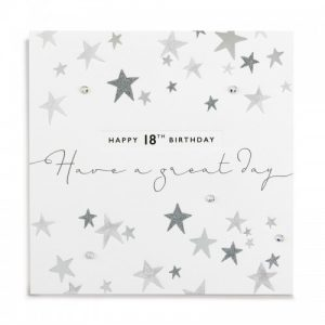 Janie Wilson Happy 18th Birthday Card-0