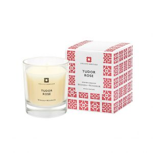 Woods of Windsor English Heritage Tudor Rose Fragranced Candle-0