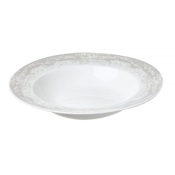 Harlequin Eglomise Soup Bowl-2224