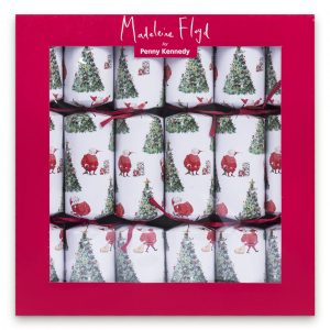 Madeleine Floyd Tree & Santa Christmas Crackers-0