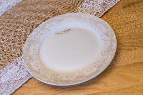 Harlequin Eglomise Salad Plate-0