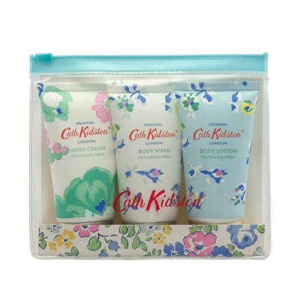 Cath Kidston Patchouli And Mint Mini Travel Kit-0