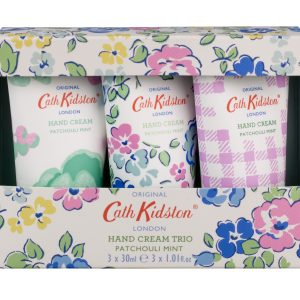 Cath Kidston Patchouli And Mint Handcream Trio-0