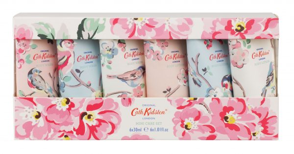 Cath Kidston Blossom Birds Mini Care Set - Body Lotion & Body Wash-0
