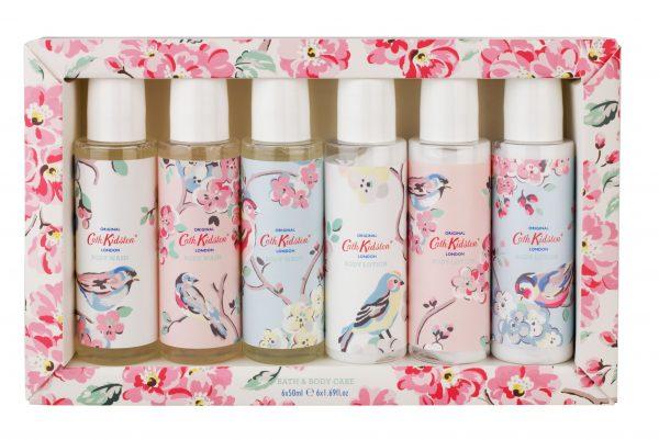 Cath Kidston Blossom Birds Bath & Body Care Gift Set-0