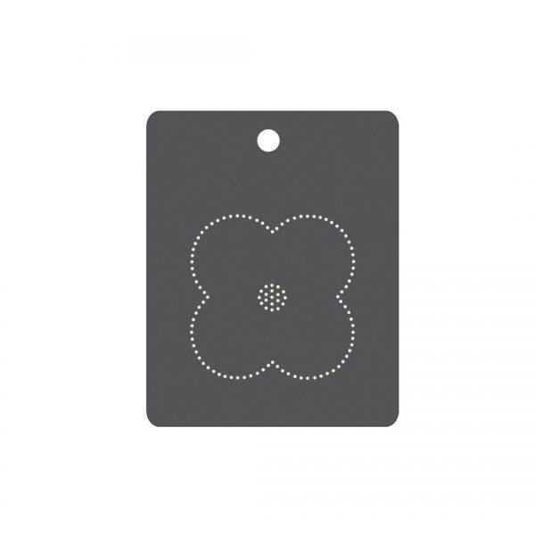Orla Kiely Flowers Gift Tags x 5-0