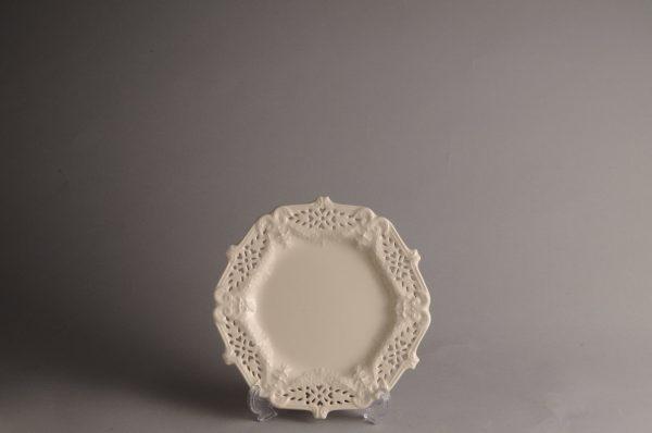 Hartley Greens & Co Leeds Pottery Small Dessert Plate-0