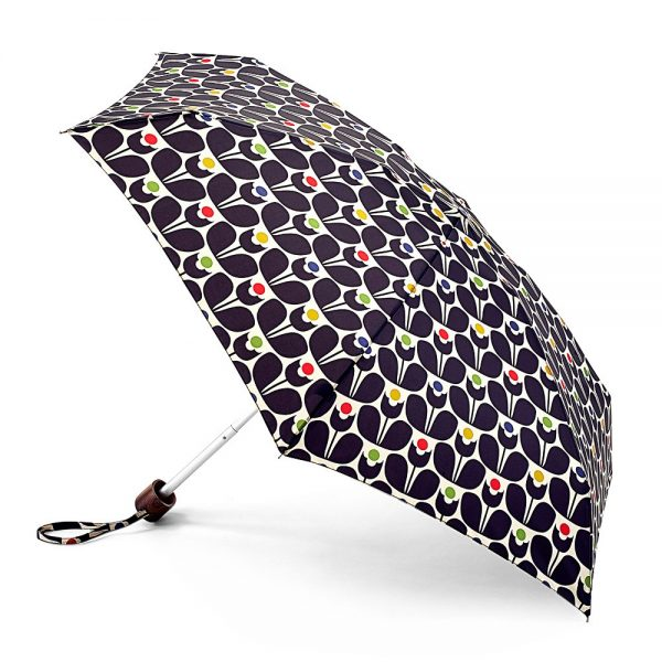 Orla Kiely Tiny Wallflower Multi Umbrella -0