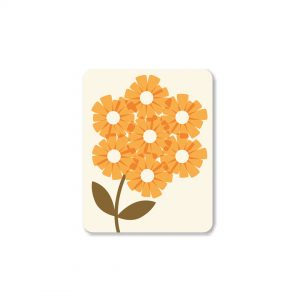 Orla Kiely Rhododendron Gift Tags x 5-0