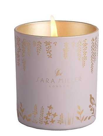 Sara Miller Jasmine, Lemongrass and Ginger Scented Candle-2452