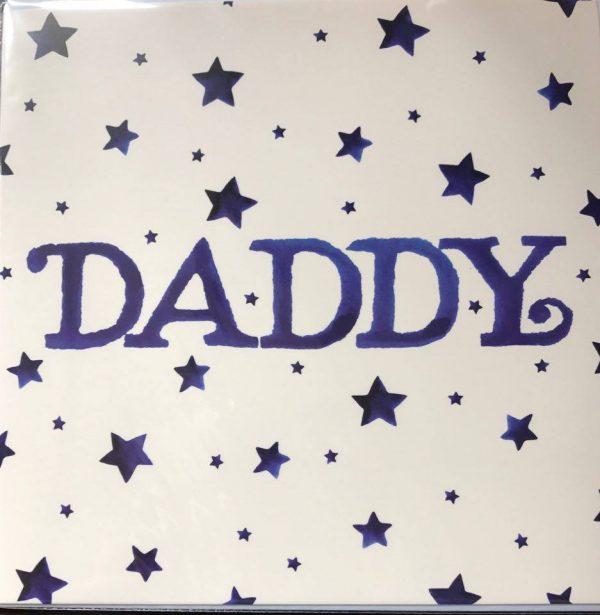 Emma Bridgewater Blue Star Daddy Card-0