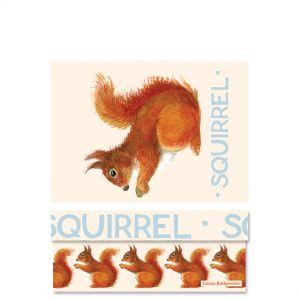 Emma Bridgewater Forest Animal Small Squirrel Gift Box-0
