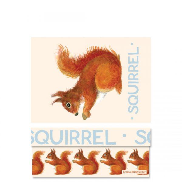 Emma Bridgewater Forest Animal Small Squirrel Gift Box-0