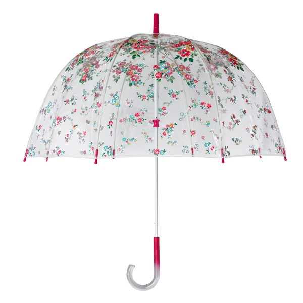 Cath Kidston Thorp Flowers Ombre Birdcage Umbrella-0