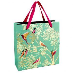 Sara Miller Birds Medium Gift Bag-0
