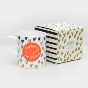 Caroline Gardner Morning Sunshine Mug Gift Boxed-0