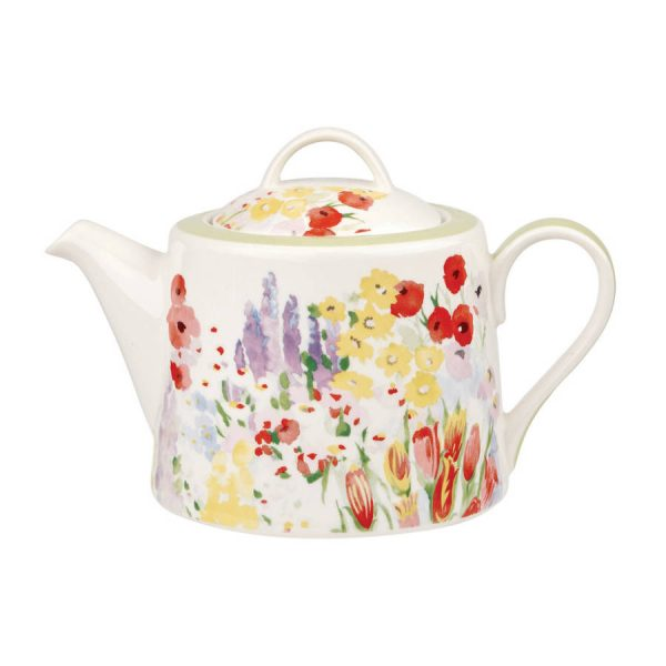 Collier Campbell Painted Garden Teapot-0