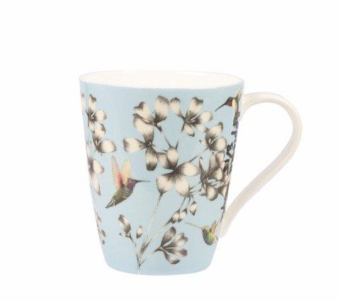 Harlequin Amazilia Sky Blue Gift Boxed Mug-0