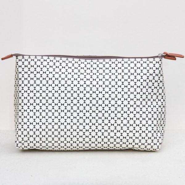 Caroline Gardner Geo Wash Bag-0
