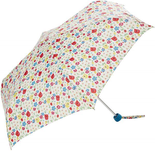 Cath Kidston Paradise Fields Chalk Minilite Umbrella-0
