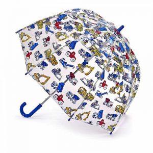 Cath Kidston Trucks & Diggers Kids Umbrella-0