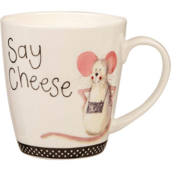 Alex Clark Sparkle Say Cheese Mug -0