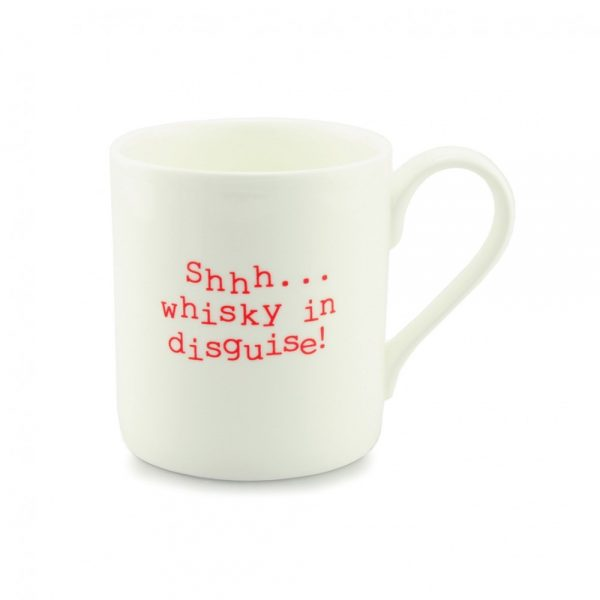 Always Sparkle Shhh Whisky In Disguise Mug-0