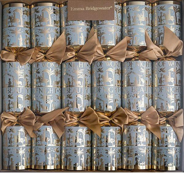 Emma Bridgewater We Three Kings Luxury Christmas Crackers-0