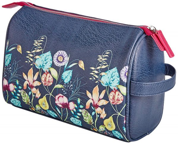 Harlequin Quintessence Large Cosmetic Bag-0