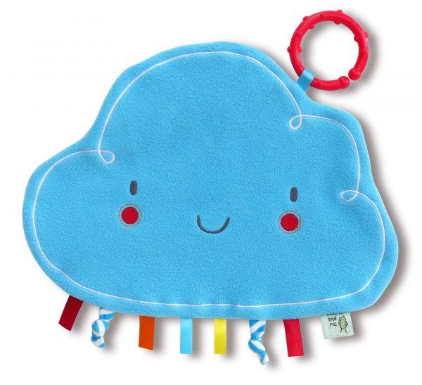 Little Bird Told Me Fluffy Cloud Comforter-0