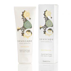 Seascape Refresh Hand & Nail Cream-0