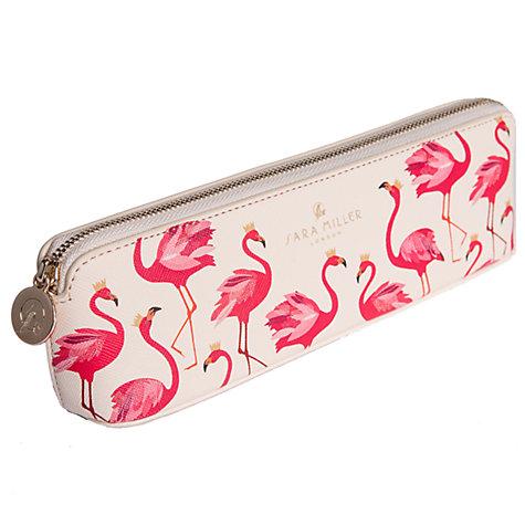 Sara Miller Flamingo Slim Pencil Case-0