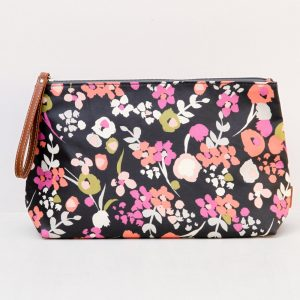 Caroline Gardner Meadow Ditsy Wash Bag-0
