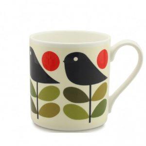 Orla Kiely Early Bird Mug-0