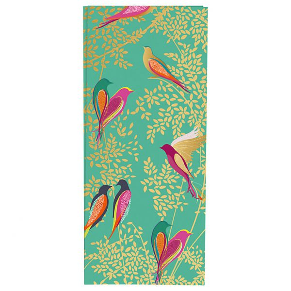Sara Miller Green Birds Luxury Tissue Paper, 4 Sheets-0