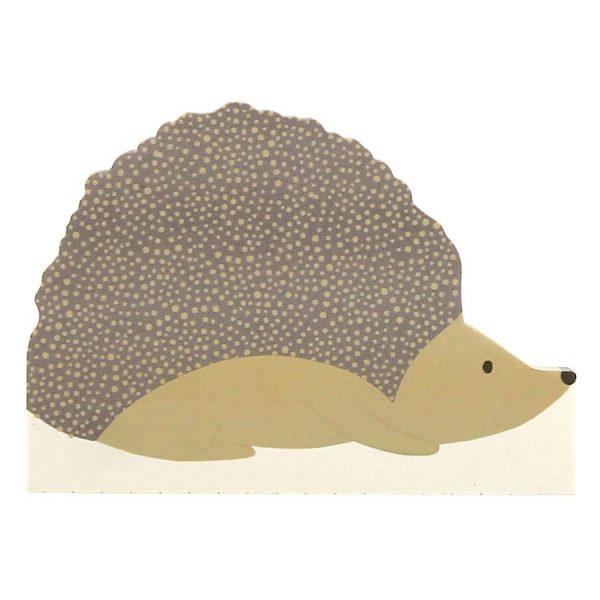 Sara Miller Hedgehog Notebook-0