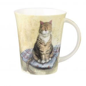 Alex Clark Cats Cat Blanket Mug Gift Boxed-0