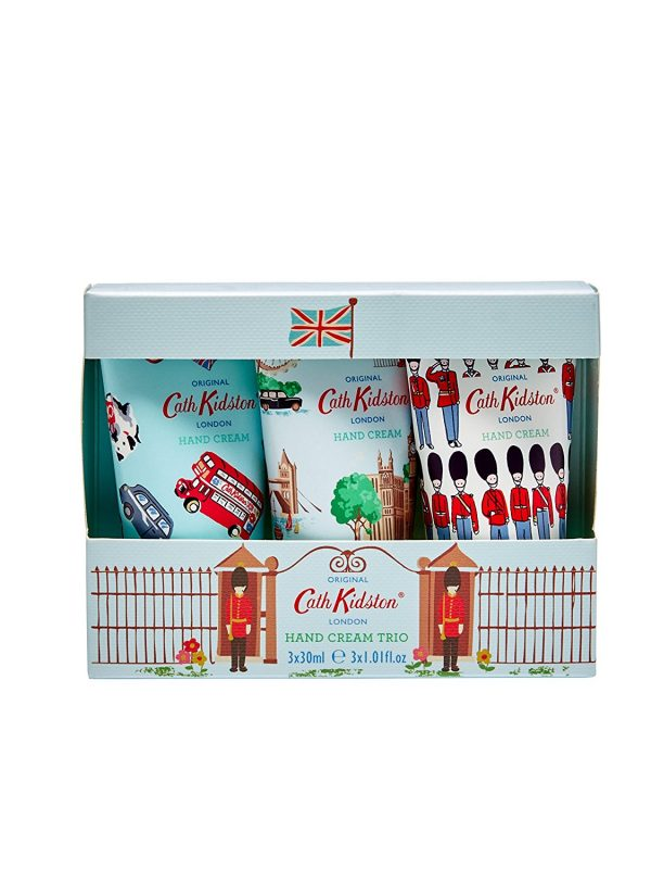 Cath Kidston London Hand Cream Trio-0