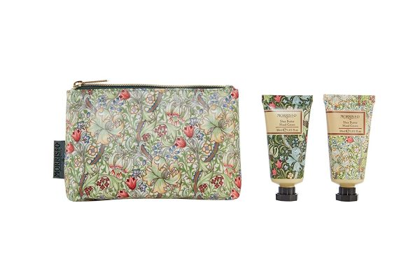 William Morris Golden Lily Hand Care Bag-0
