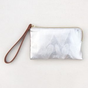 Caroline Gardner Silver Hearts Essentials Purse-0