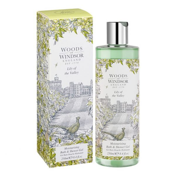 Woods Of Windsor Lily Of The Valley Moisturising Bath & Shower Gel-0