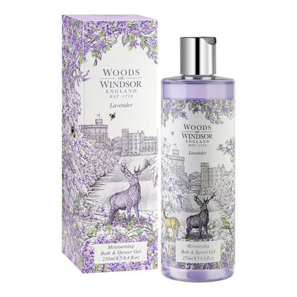 Woods Of Windsor Lavender Moisturising Bath & Shower Gel-0