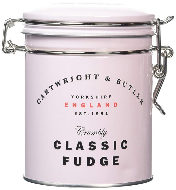 Cartwright & Butler Butter Fudge In Tin-0