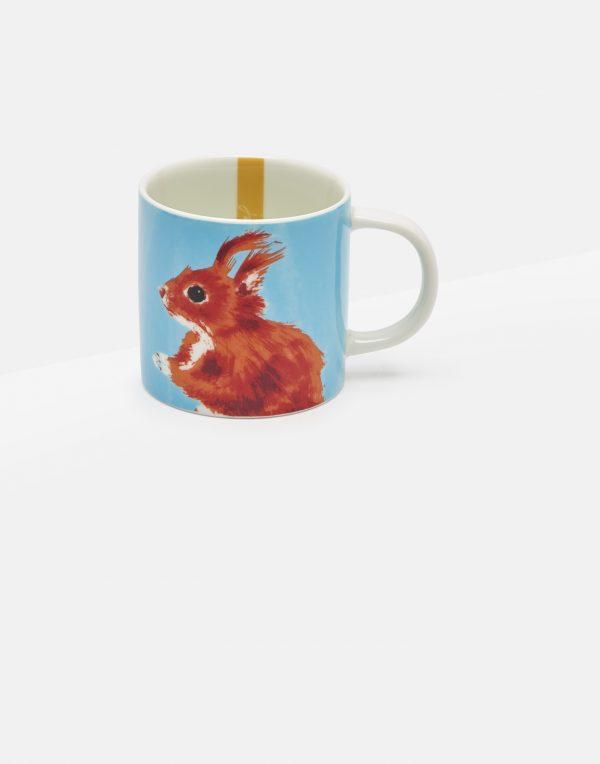 Joules Wild Thing Squirrel Mug Gift Boxed-0