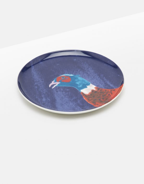 Joules Wild Thing Pheasant Tea Plate Gift Boxed-0